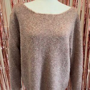 Lilac, crew neck, super soft sweater!